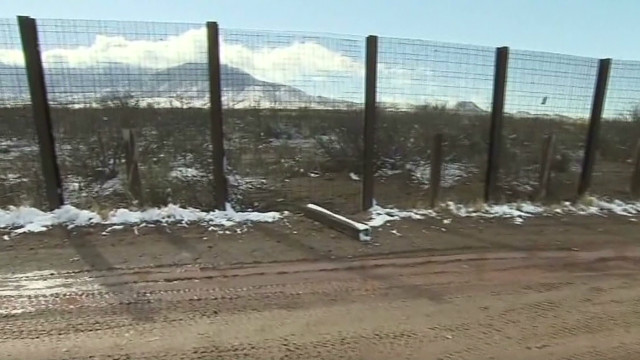 Locals: Arizona border is not secure