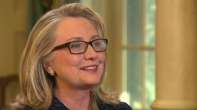 What's Clinton's future after the State Department?