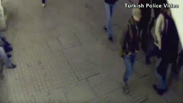 American missing in Turkey