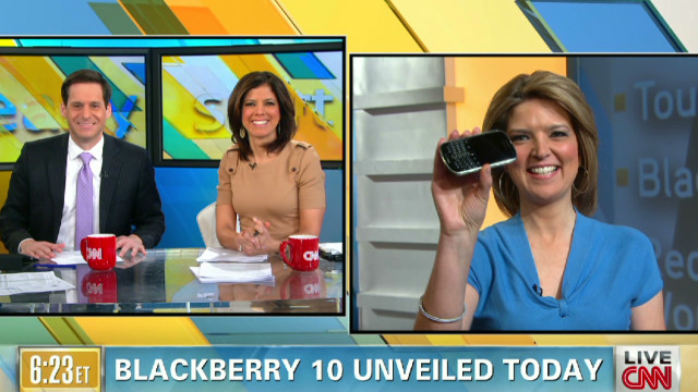 BlackBerry 10 is here: Will it succeed?