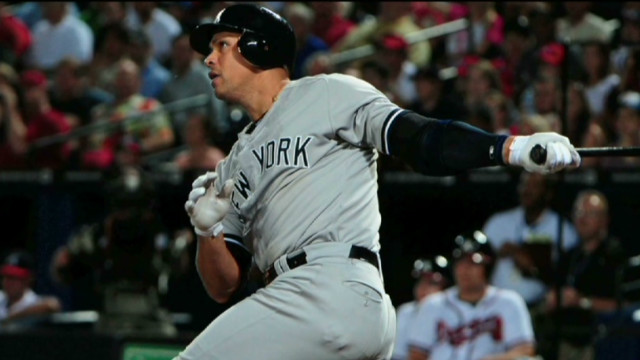 Report: A-Rod, others linked to PED list