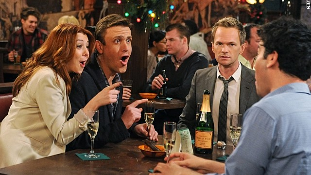 "Alyson Hannigan, Jason Segel, Neil Patrick Harris and Josh Radnor will wrap up ""How I Met Your Mother"" this season."