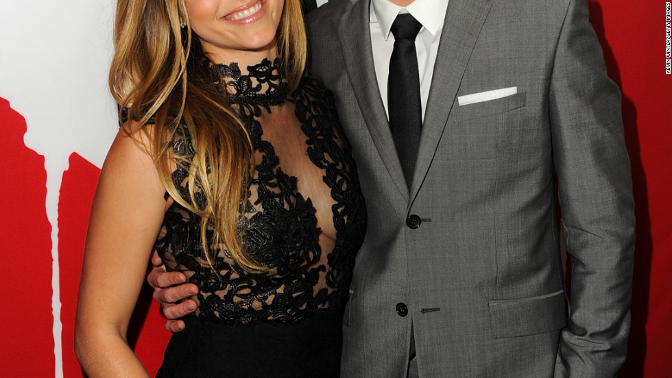 "Teresa Palmer and Nicholas Hoult attend the Los Angeles premiere of ""Warm Bodies."""