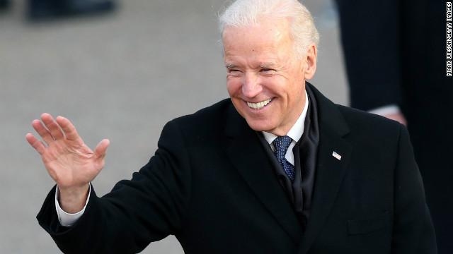 Obama: Good job, Joe