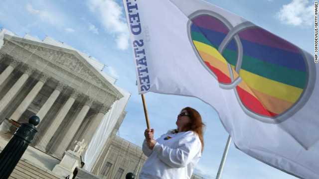 GOP support for same-sex marriage