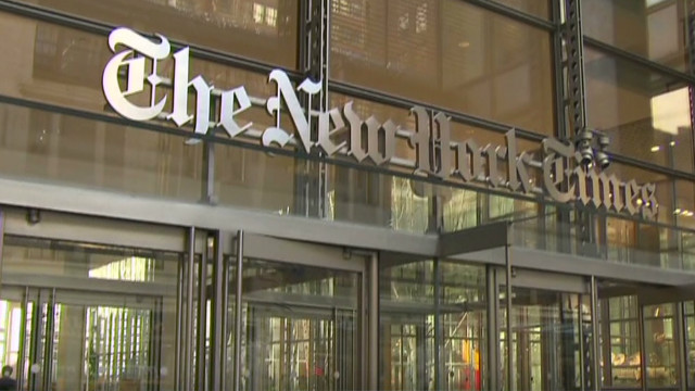New York Times says it was hacked