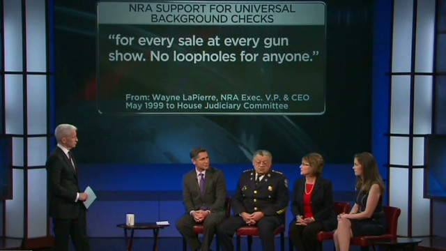 NRA: Background checks don't work