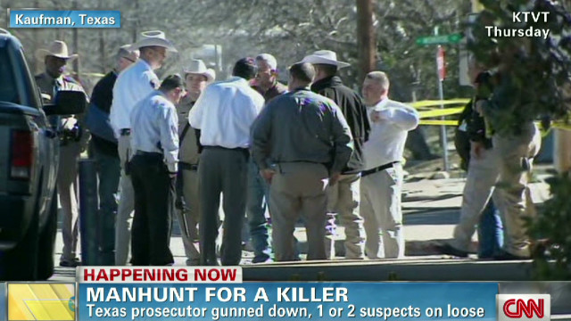 Manhunt ongoing for courthouse shooter