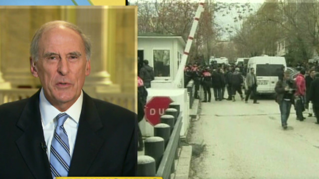 Coats: U.S. under threat around world