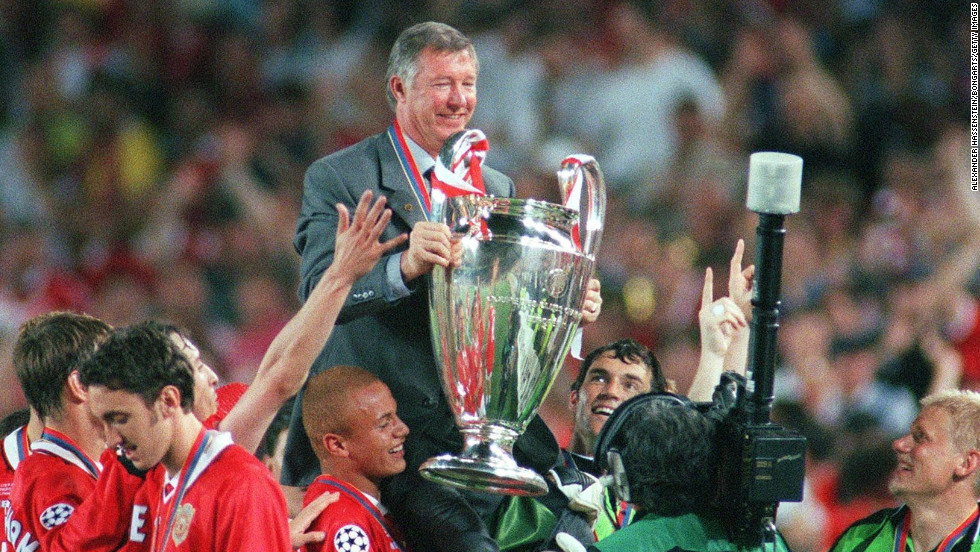 Another Scotsman, Alex Ferguson, has enjoyed an astonishing run of success in more than quarter of a century at Manchester United, winning 12 Premier League titles, two Champions League crowns, five FA Cups and several other trophies.