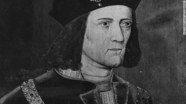 Richard III (1452-1485), was King of England from 1483, and was derided as a villain for centuries.
