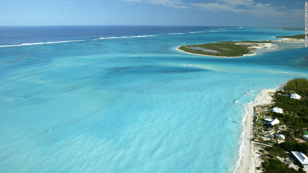 Providenciales is the most developed island in Turks & Caicos and serves travelers on a moderate to expensive budget. The island has a good range of villas and resorts for travelers, and the shallow waters of Grace Bay are perfect for families with young children just starting to swim.