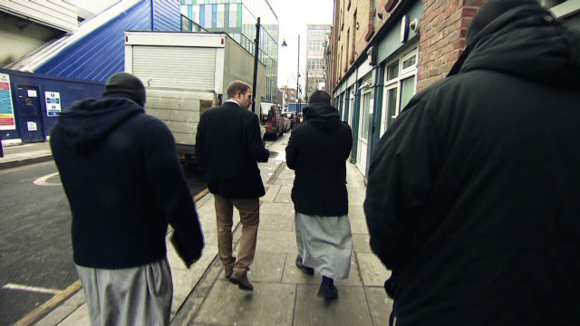 London group aims to enforce Sharia law