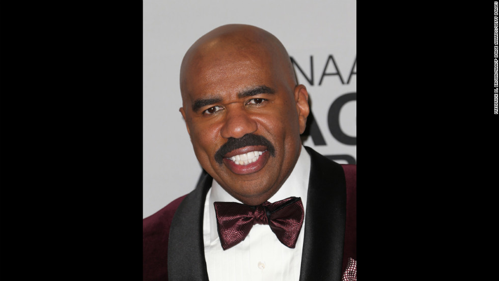Steve Harvey hosted the festivities.