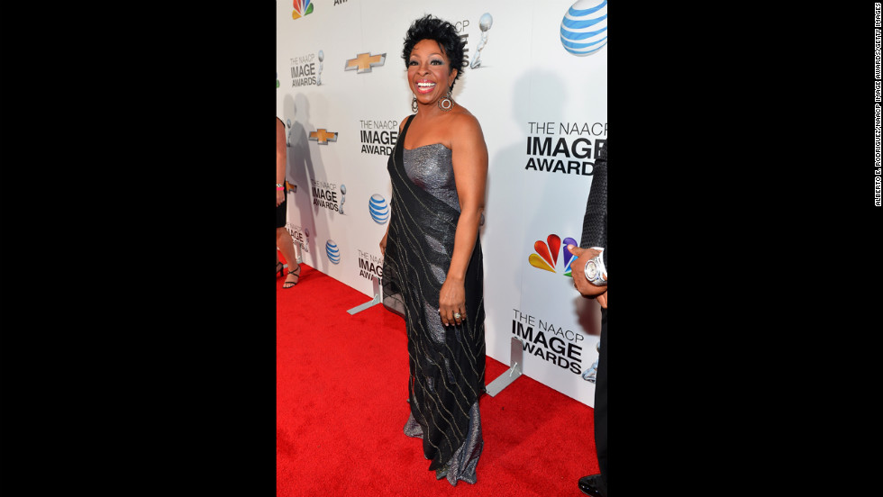 """Gladys Knight performed a powerful rendition of """"The Way We Were."""""""