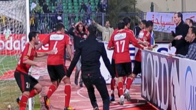 Egypt coach on Port Said tragedy