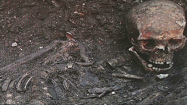 Skeletal remains are of Richard III