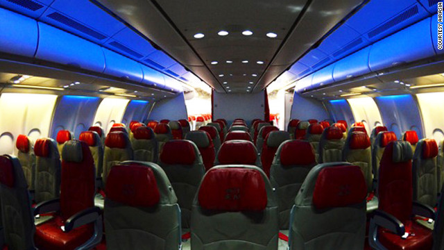 "AirAsia X is offering a child-free ""Quiet Zone"" on some flights."