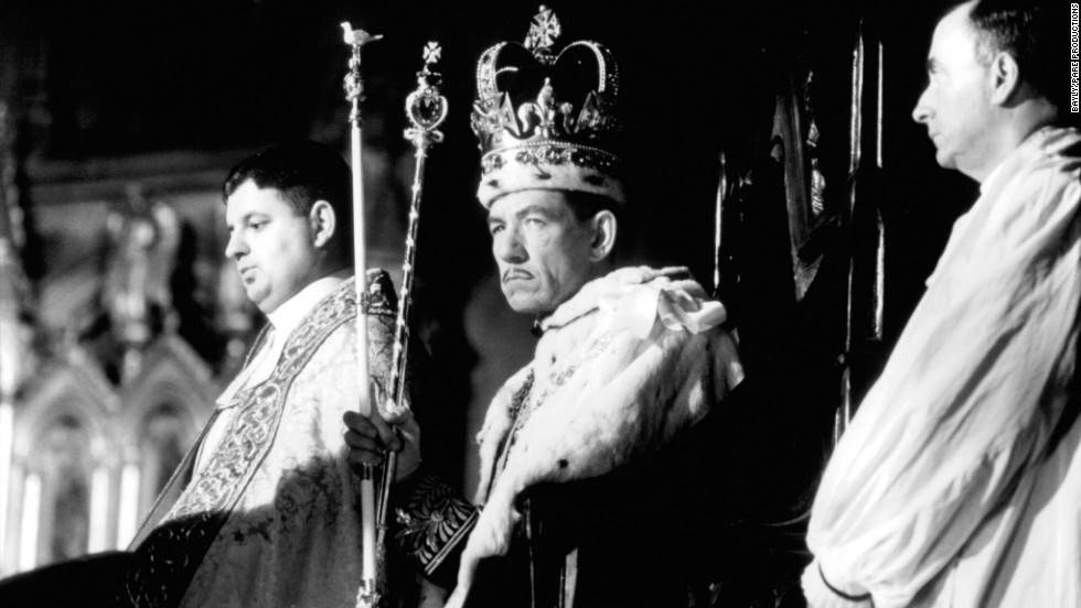 "Sir Ian McKellen in the film ""Richard III,"" 1995."