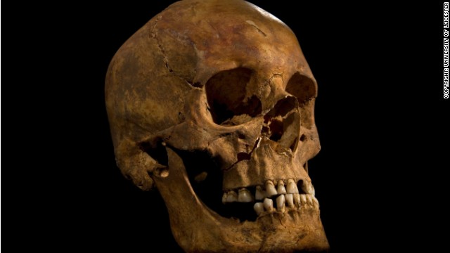 New mystery at Richard III burial site