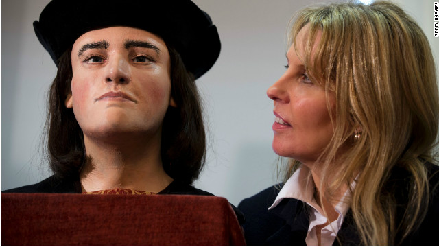 The woman who found Richard III