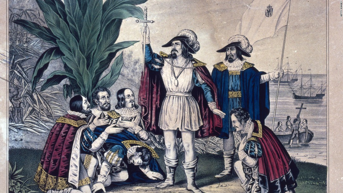 opinion of columbus day Columbus day is an affront to california's indigenous people, whose ancestors suffered as a result of colonization.