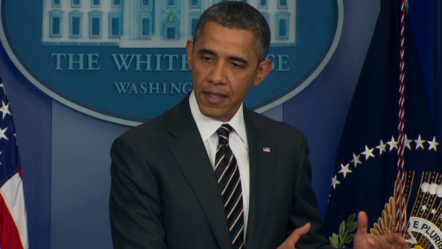 Obama: Avoid crisis, pass small cuts