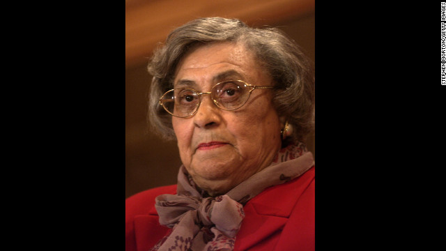 Essie Mae Washington-Williams, the mixed-race daughter of late segregationist Sen. Strom Thurmond, has died at age 87.