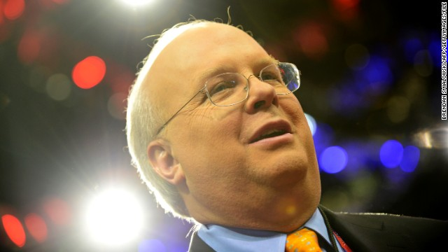 Karl Rove, the political wizard behind George W. Bush's campaigns, is brewing a war within the Republican Party, says Donna Brazile.