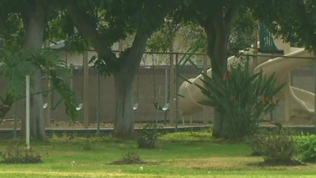 Student sex alleged at preschool