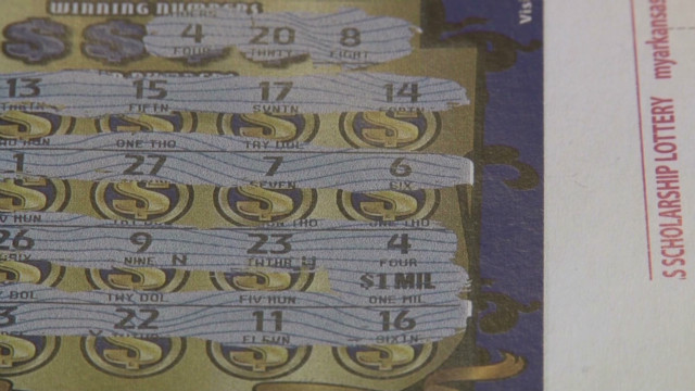 Couple wins lotto twice in one weekend