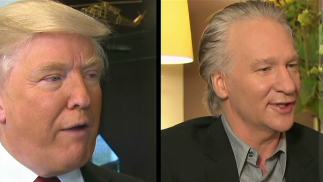 Donald Trump sues Bill Maher over joke