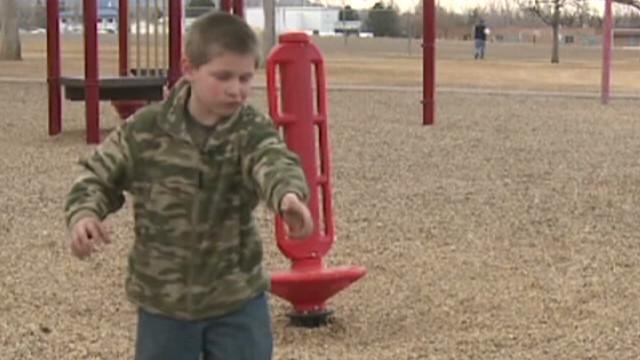 Imaginary grenade gets boy suspended