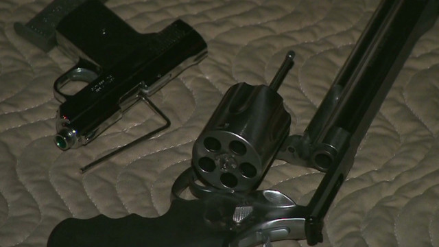 CA program tracks illegally owned weapons