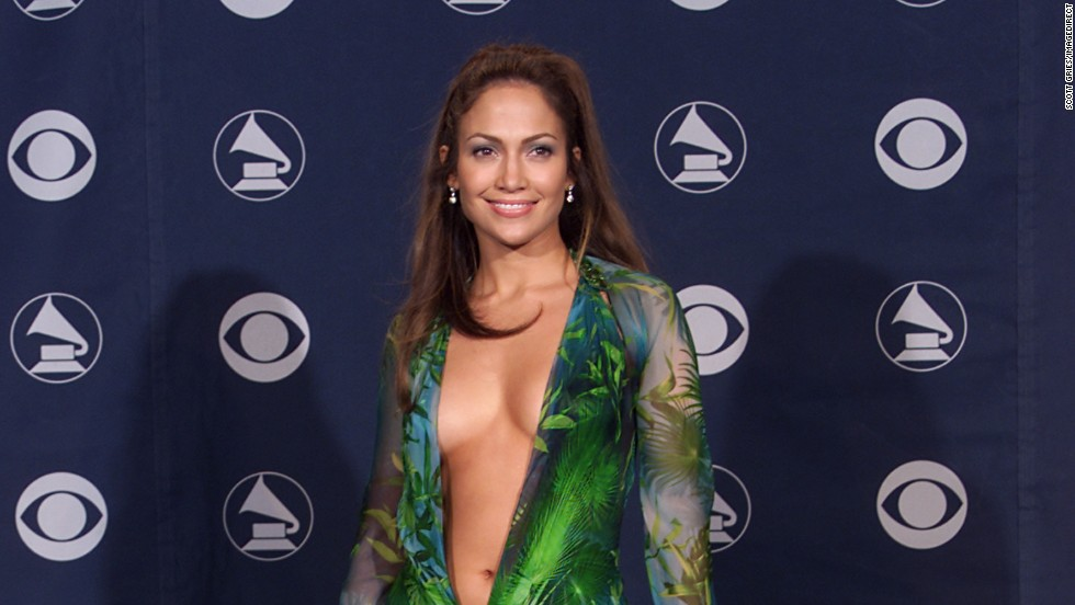 "The green Versace dress that Jennifer Lopez wore to the 2000 Grammy Awards might be her most iconic look to date. ""Those fashion moments happen by mistake -- you can't plan things like that,"" Lopez has said of the risque ensemble. But daring looks like this may be a thing of the past if <a href=""http://marquee.blogs.cnn.com/2013/02/07/cbs-wants-grammys-talent-covered-up/"" target=""_blank"">CBS gets its way</a> this Sunday (February 10). Let's look back at the Grammys' most scandalous styles."