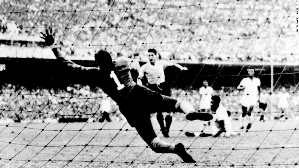 "All Brazilians fear a repeat of the 1950 World Cup, when hosts Brazil lost 2-1 to Uruguay in the final game of the tournament and missed out on glory. The defeat was referred to as ""our Hiroshima"" by Brazilian playwright Nelson Rodrigues."