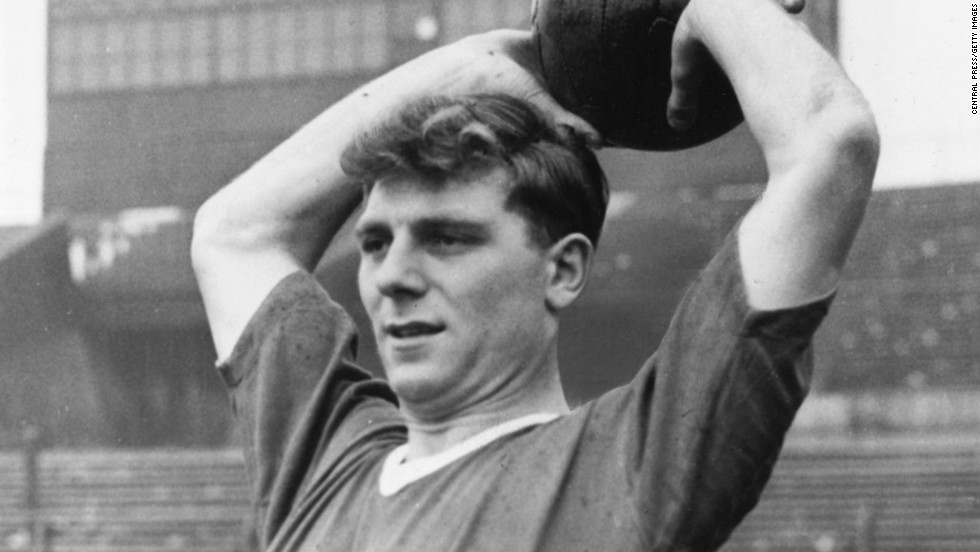 Duncan Edwards, one of the greatest players of his generation, lost his life in the Munich Air Disaster in 1958 at the age of 21. He was the youngest player to represent England after the war and won two league titles with the club before his life was so tragically cut short.