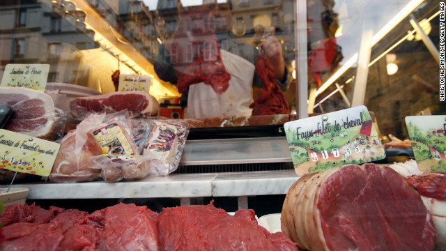 Horse meat coming to America?