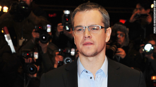 "Matt Damon will next play Liberace's lover in HBO's ""Behind the Candelabra."""