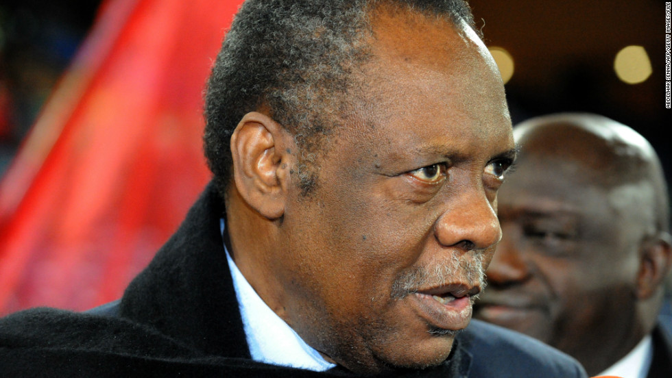 He has been on the FIFA executive committee for 25 years and is the organization's senior vice president. The former top official for Cameroonian soccer, he has been the president of Africa's confederation since 1988. The 68-year old has twice been publicly accused of taking bribes in connection with soccer events, according to media reports. He denied the allegations and was never charged. He ran for FIFA president in 2002 but lost by a large margin.