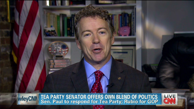 exp sotu.rand.paul.state.of.the.union.tea.party.president.caterwauling.on.sequester_00005607.jpg