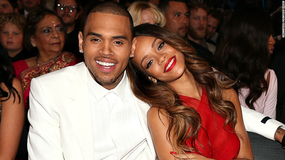 Friends since 2005, Chris Brown and Rihanna went public with their romantic relationship in 2008. The couple went their separate ways after Brown pleaded guilty in June 2009 to assaulting the Barbadian singer on the eve of the 51st Grammy Awards. They then reconciled for a bit, only to break up again. Here's a look back at their rocky relationship: