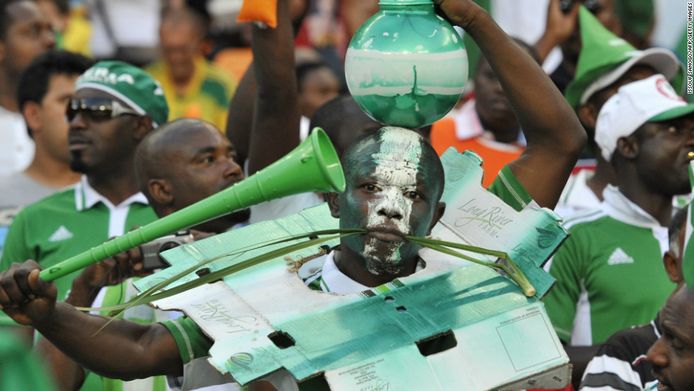 Nigeria had last reached the African final in 2000, but lost on home soil in Lagos against Cameroon.