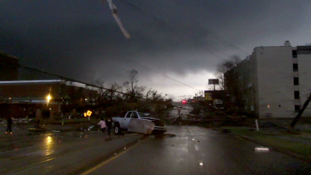 Mayor: 'We've been blessed'