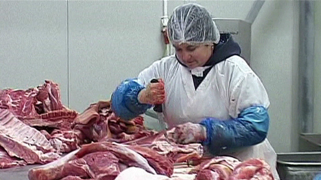 Europe deals with horse meat scandal