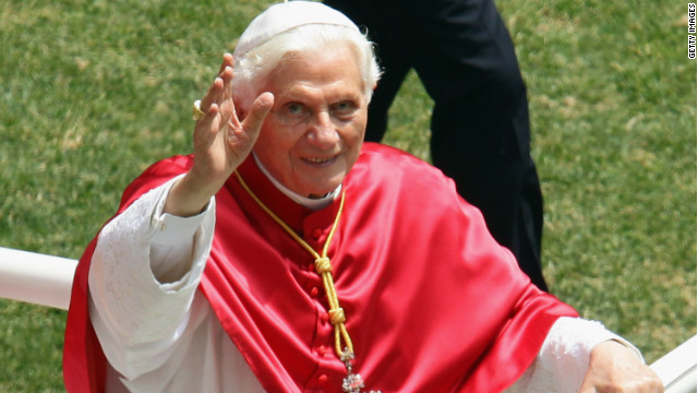 Tim Stanley says Pope Benedict will be seen as an important figure in church history.