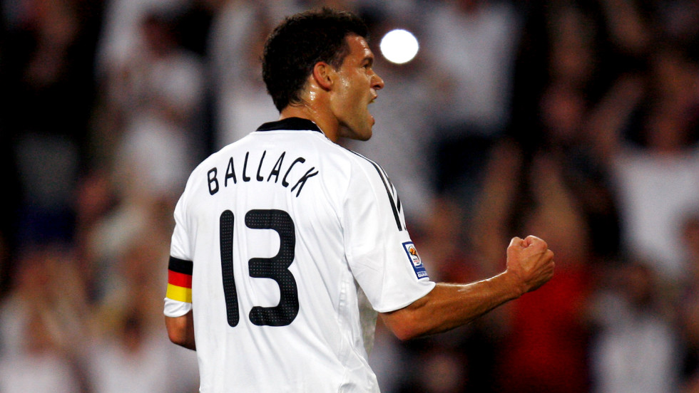 Guess who's on CNN FC this Thursday? Former Leverkusen, Munich & Chelsea German midfield maestro, Michael Ballack! We will look back at the top fixtures of the Champions League and analyze the German teams chances of winning the Elite tournament. Tune in CNN, this Thursday at 17.00h (GMT) for CNN Football Club's second show.