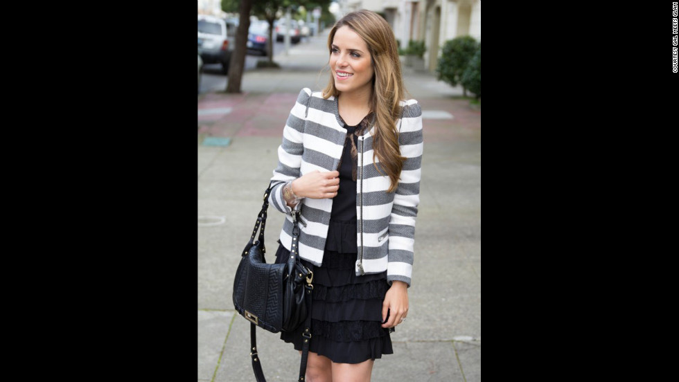 "On <a href=""http://galmeetsglam.com"" target=""_blank"">Gal Meets Glam</a>, San Francisco-based blogger Julia Engel not only shares looks but also tells readers <a href=""http://galmeetsglam.com/2013/02/frills/"" target=""_blank"">where to find high-fashion brands on sale</a> and provides cost-effective but similar-looking alternatives. She also creates step-by-step video tutorials on how to up your beauty game."