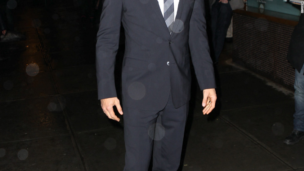 "Josh Duhamel attends a screening of his new film ""Safe Haven"" in NYC."
