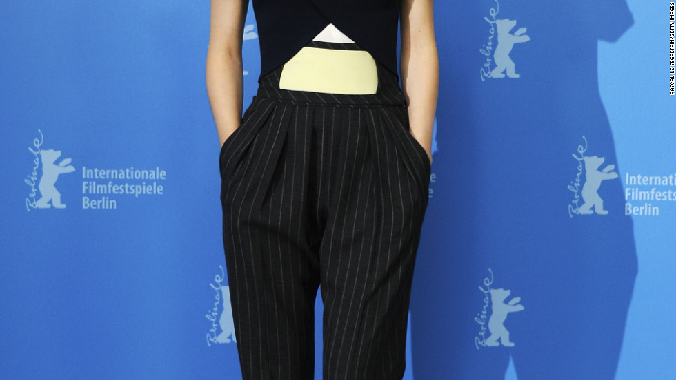 Rooney Mara attends the Berlinale International Film Festival in Berlin, Germany.